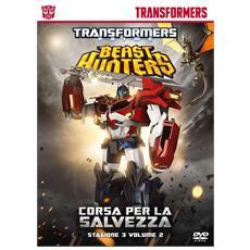 Dvd Transformers Prime - Stagione 03 #02