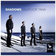 "Yann Robin - Quartetto Per Archi N. 2 ""crescent Scratches"" - ""shadows"""
