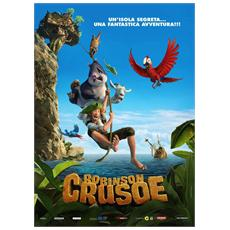 Dvd Robinson Crusoe (2016)