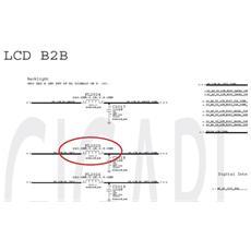 Fl2025 240 0.8ohm 0.2a Backlight Solution Ic Chip Per Scheda Madre Per Iphone 6