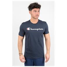 T-shirt Uomo Blu M