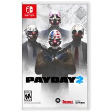 505 GAMES - Switch - Pay Day 2