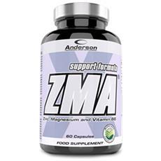 Zma [60 Cps] - Zinco, Magnesio E Vitamina B6