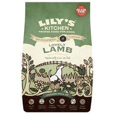 Cibo per Cani Lovely Lamb 2,5 kg
