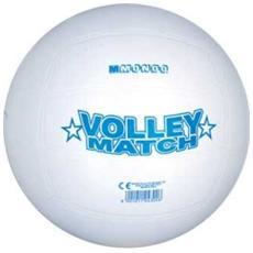 100989 Pallone Volley Match Colore Bianco