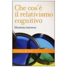 Che cos'è il relativismo cognitivo