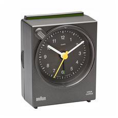 Orologio Sveglia al Quarzo Colore Grigio - Modello BNC 004