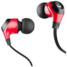 Auricolari Monster NCredible NErgy In-Ear colore Rosso