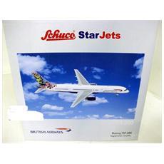3557225 Boeing 757-200 Br. airways Botswana Modellino