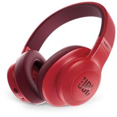 Cuffie On-Ear Wireless E55BT Bluetooth colore Rosso