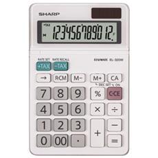 Calcolatrice da Tavolo LCD