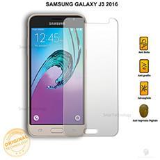 """Pellicola Vetro Temperato Per Samsung Galaxy J3 2016 Sm J320-f 5"""""""" Trasparente Protezione Schermo Salva Touch Screen"""