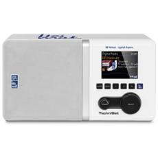 300 BR, Portatile, TFT, Analog & digital, DAB+, PLL, UKW, 5 - 35 °C, 305 x 180 x 220 mm