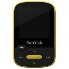Lettore MP3 8GB - Giallo