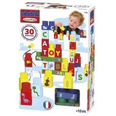 Maxi Abrick Set alfabeto 30pz (9/2014) 7600007708