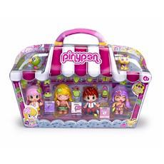 Pinypon City valigetta con personaggi