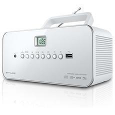 M-28 RDW, Portatile, Digitale, FM, MW, LCD, 17 cm, 26 cm
