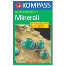 Guida naturalistica n. 1206. Minerali