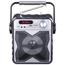 Xfest Altoparlante Amplificato Portatile Trevi Xf 100