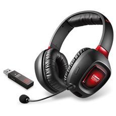 Sound Blaster Tactic3D Rage Stereofonico Padiglione auricolare cuffia e auricolare