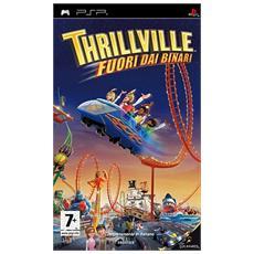 PSP - Thrillville Fuori Dai Binari