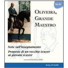 Oliveira, grande maestro. Vol. 3