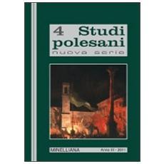 Studi polesani. Nuova serie. Vol. 4