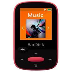 Lettore MP3 8GB - Rosa