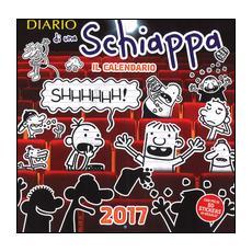 Diario di una schiappa. Calendario 2017