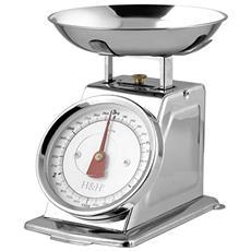Bilancia Cucina Meccanica Inox Kg3 Strumenti Da Cucina