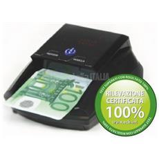 D7+ - Rilevatore Di Banconote False - Certificato 100% Bce