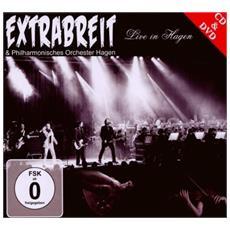 Extrabreit & Philharmonisches Orchester - Live In Hagen (Dvd+Cd)