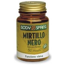 Mirtillo Nero 50 Mg 50 Compresse