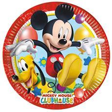 Piatti Mickey 20cm