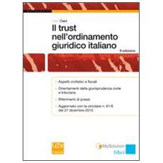 Il trust nell'ordinamento giuridico italiano