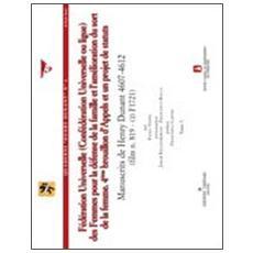 Fédération universelle (ConfédPration universelle ou ligue) des femmes pour la défense de la famille et l'amélioration du sort de la femme. . . Con CD-ROM