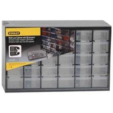 Black & Decker Cassettiera 30 cassetti piccol