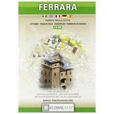 Ferrara 1:8.000
