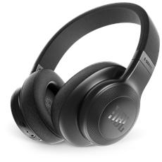 Cuffie On-Ear Wireless E55BT Bluetooth colore Nero