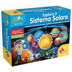 I'm A Genius Laboratorio Del Sistema Solare