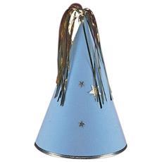 Cappello Fatina In Monofloccato Azzurro Cf1
