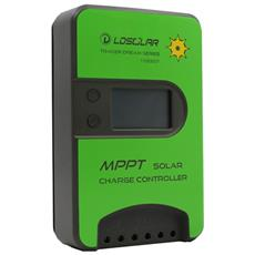 Regolatore Di Carica Ld Solar Tracer Dream 15a Mttp Con Display Lcd