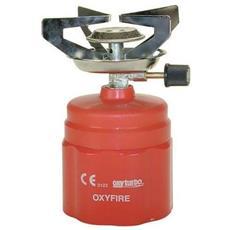 Fornello Piezo Gas Oxyfire Portatile Cosmos