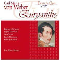 Weber, C. M. - Euryanthe (2 Cd)