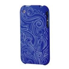 Custodia per iPhone 3G / 3GS, Blu