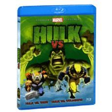 Brd Hulk Vs (brd+dvd)