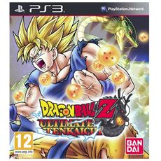 PS3 - Dragon Ball Z Ultimate Tenkaichi