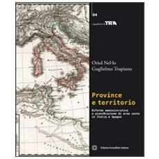 Province e territorio