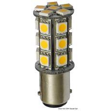 Lampadina LED 12/24 V BA15D 3 6 W 264 lm