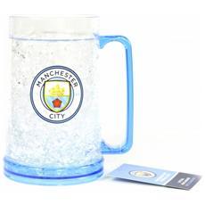 Boccale Da Birra Ufficiale (taglia Unica) (trasparente / azzurro)
